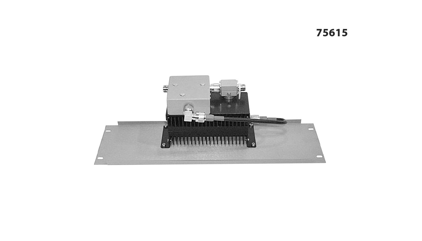 IM Panel 300-650 MHz 75615 Input Power 200 W