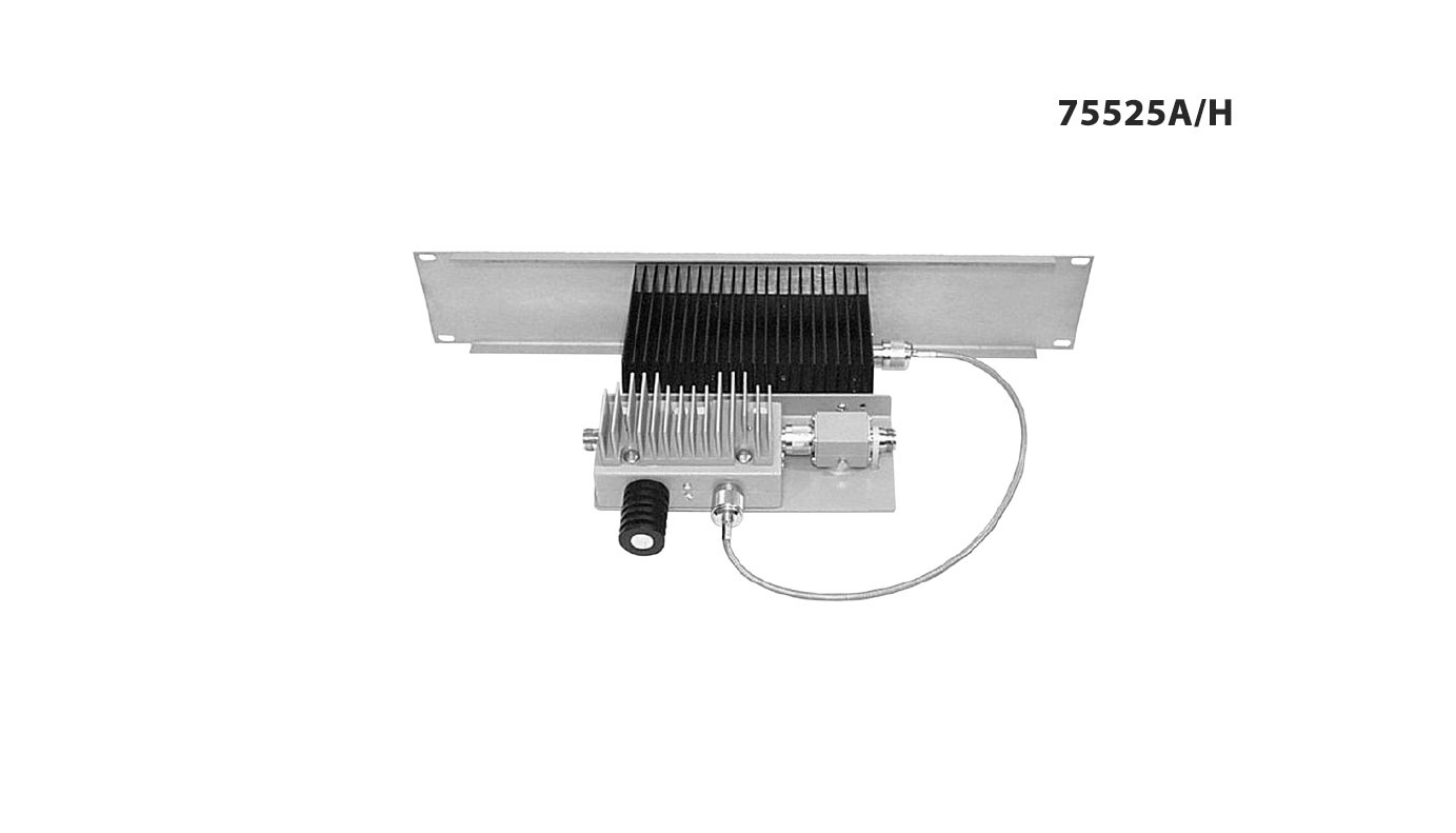 IM Panel 300-650 MHz 75525A/H Input Power 150 W