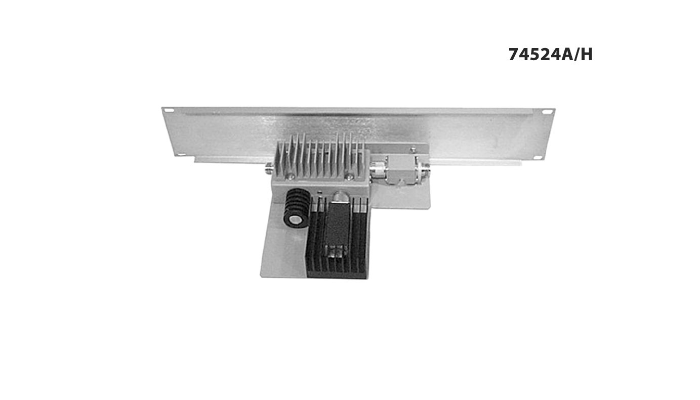 IM Panel 150-300 MHz 74524A/H Input Power 150 W