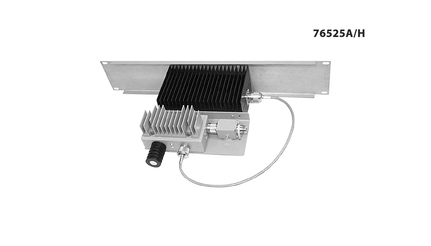 IM Panel 650-1000 MHz 76525A/H Input Power 150 W