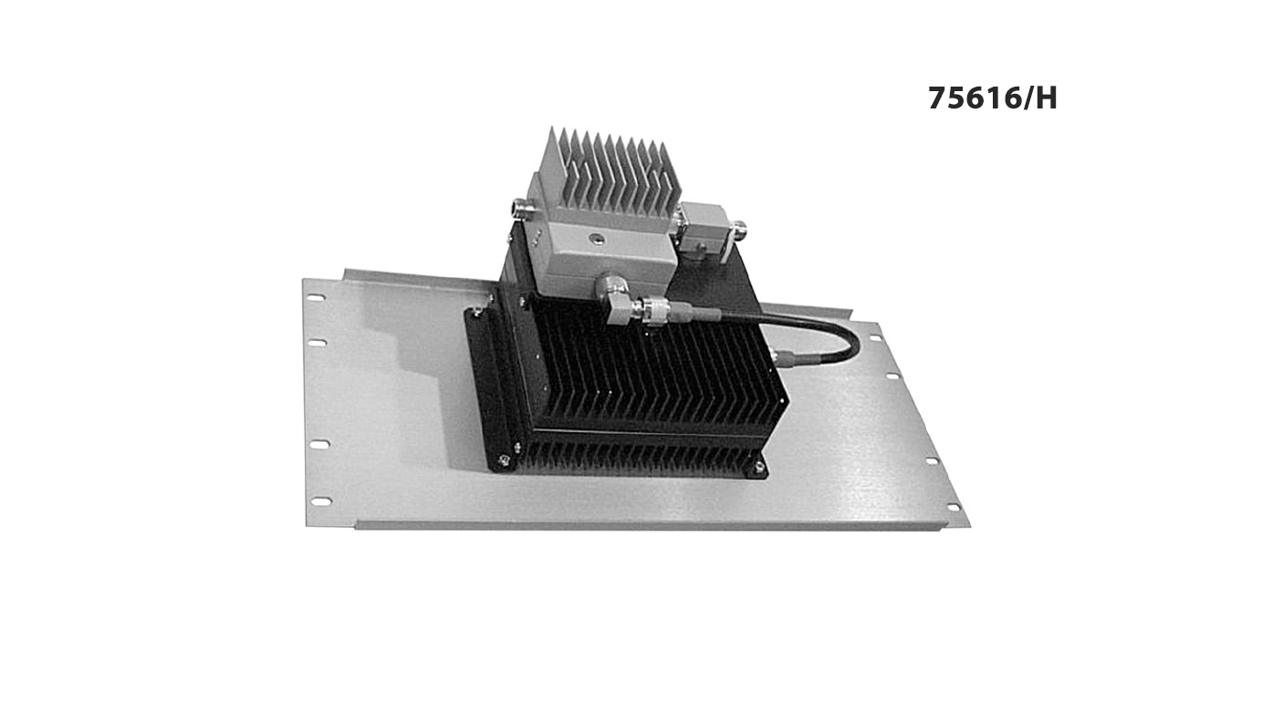 IM Panel 300-650 MHz 75616/H Input Power 250 W