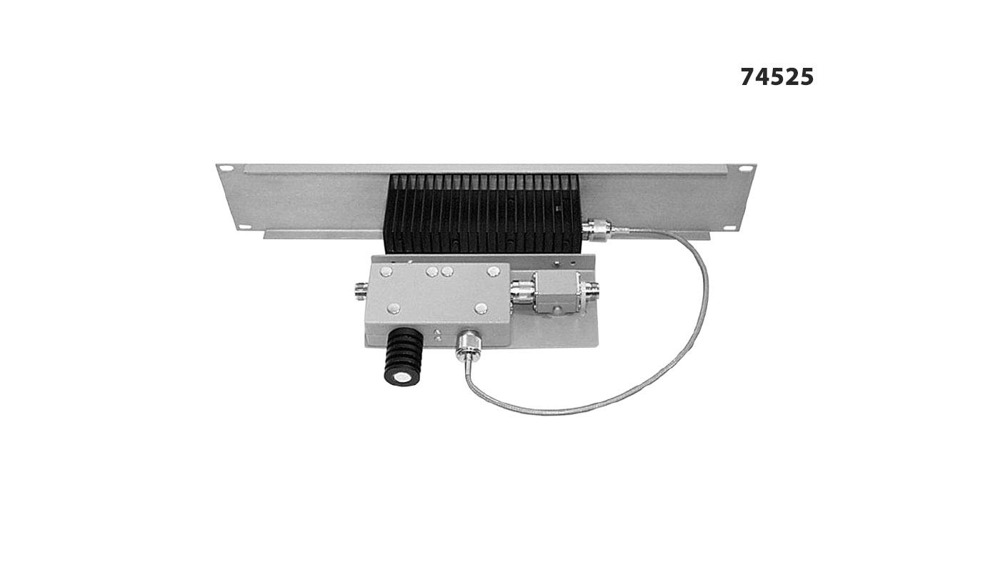 IM Panel 150-300 MHz 74525 Input Power 125 W