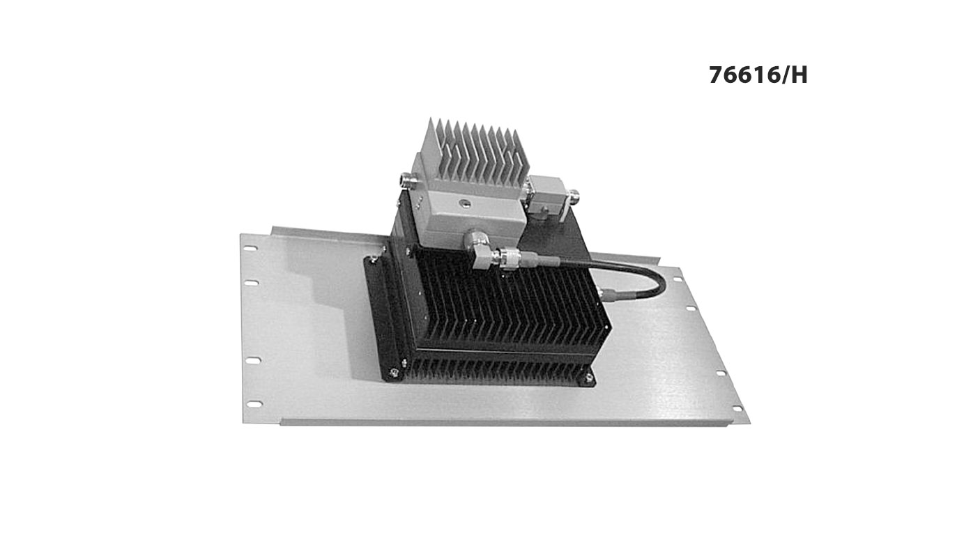 IM Panel 650-1000 MHz 76616/H Input Power 250 W