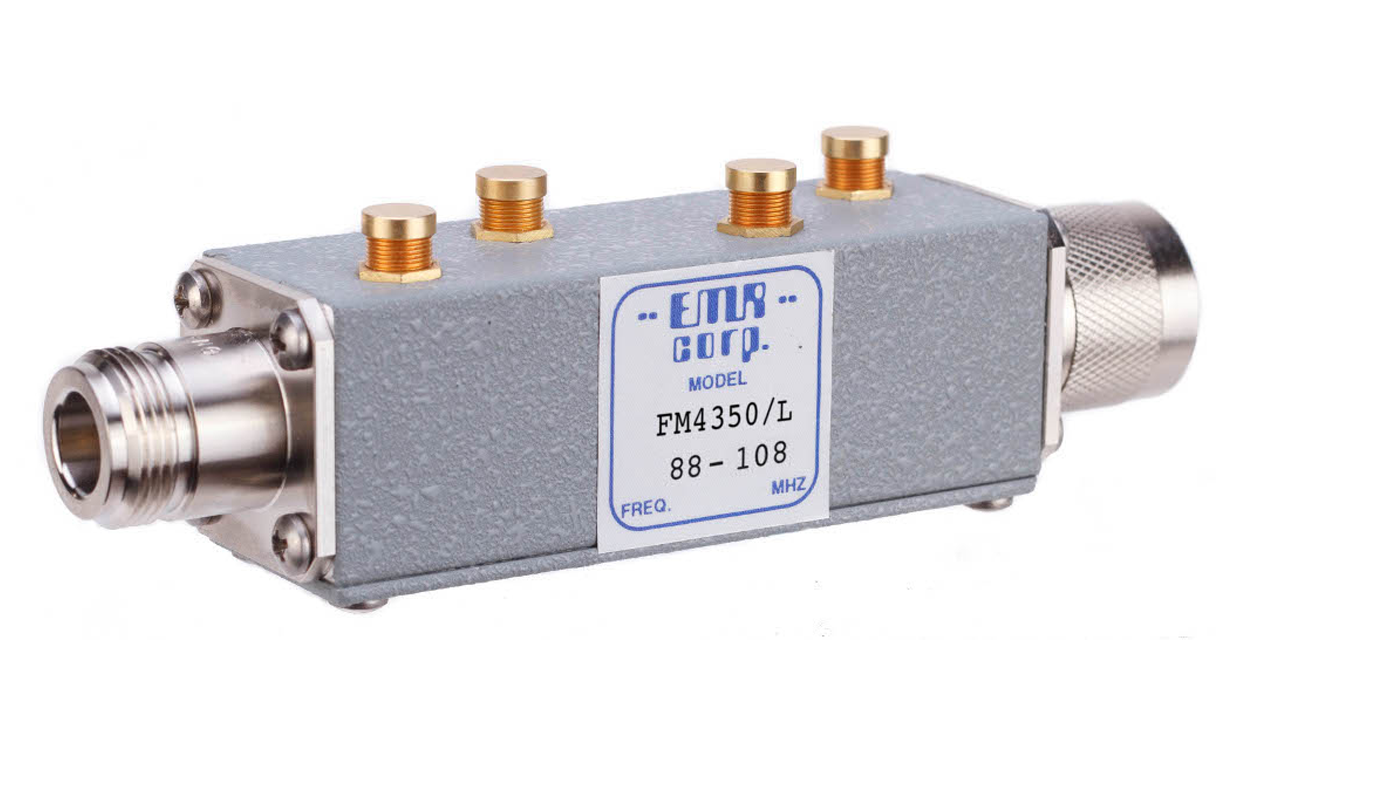 Low Pass/Hign Pass Filter Model FM4350/L