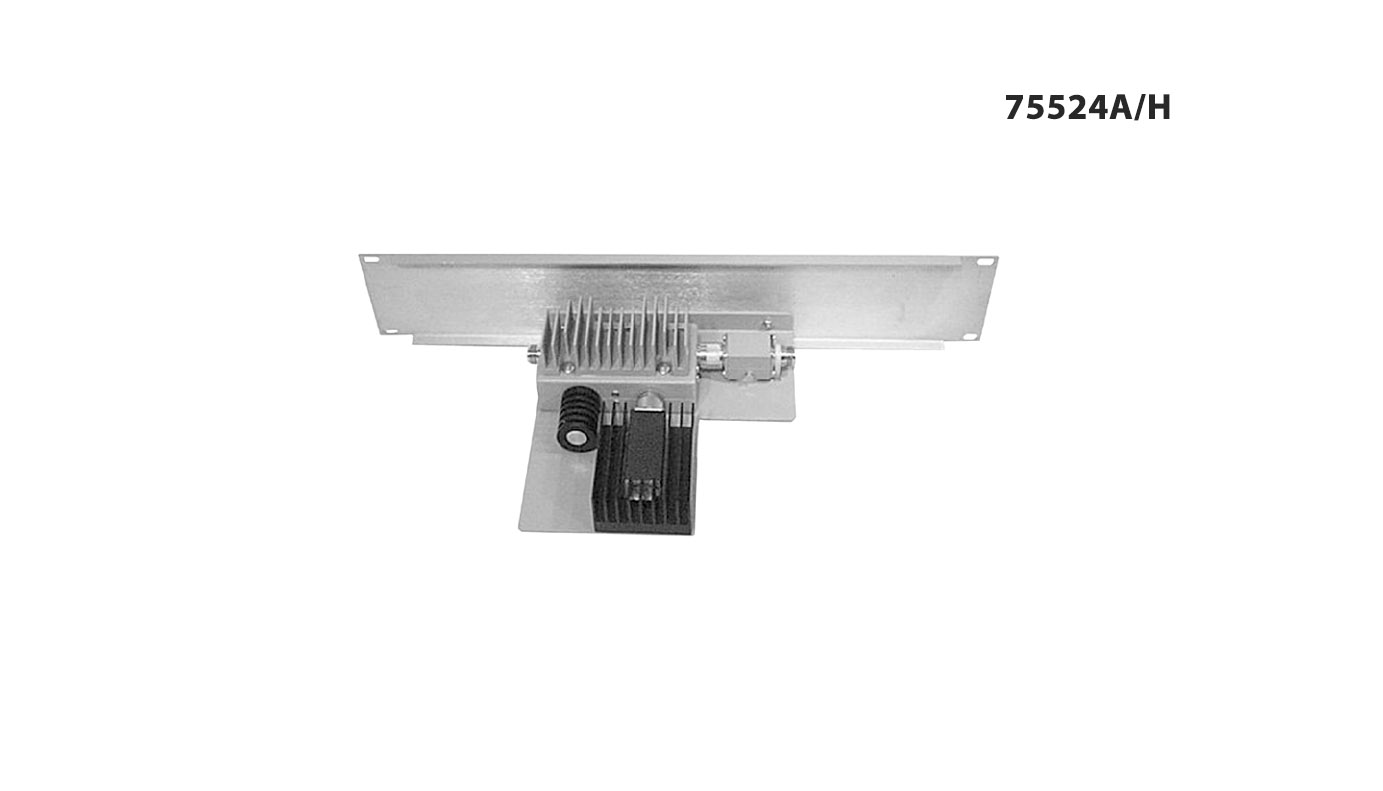 IM Panel 300-650 MHz 75524A/H Input Power 150 W