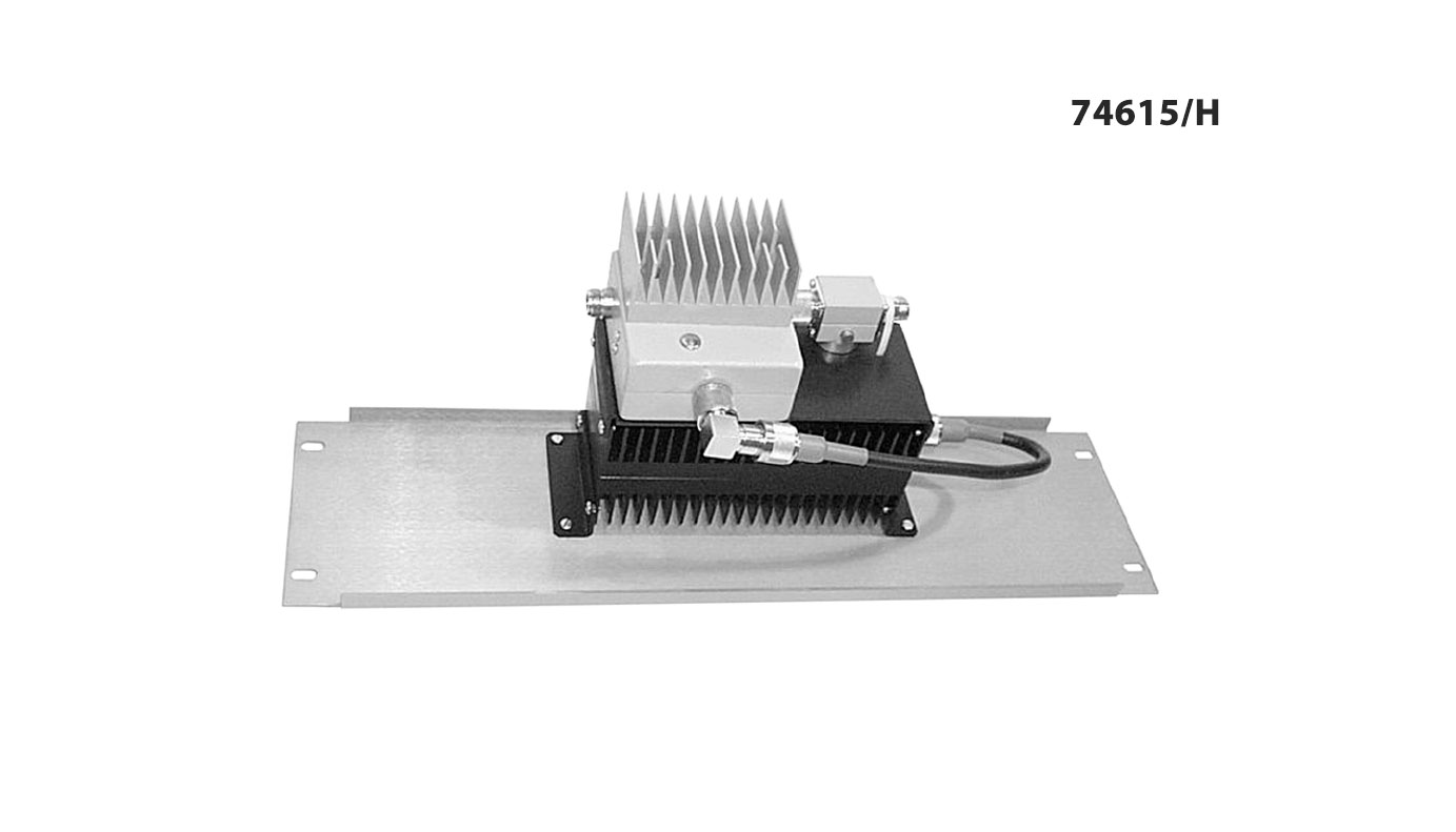 IM Panel 150-300 MHz 74615/H Input Power 250 W