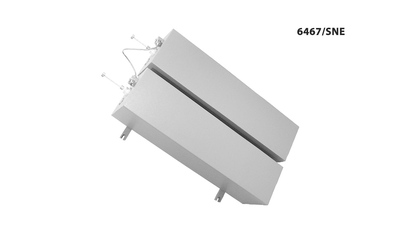 Cavity Resonator Pass Notch 240-300 MHz Model 6467/SNE