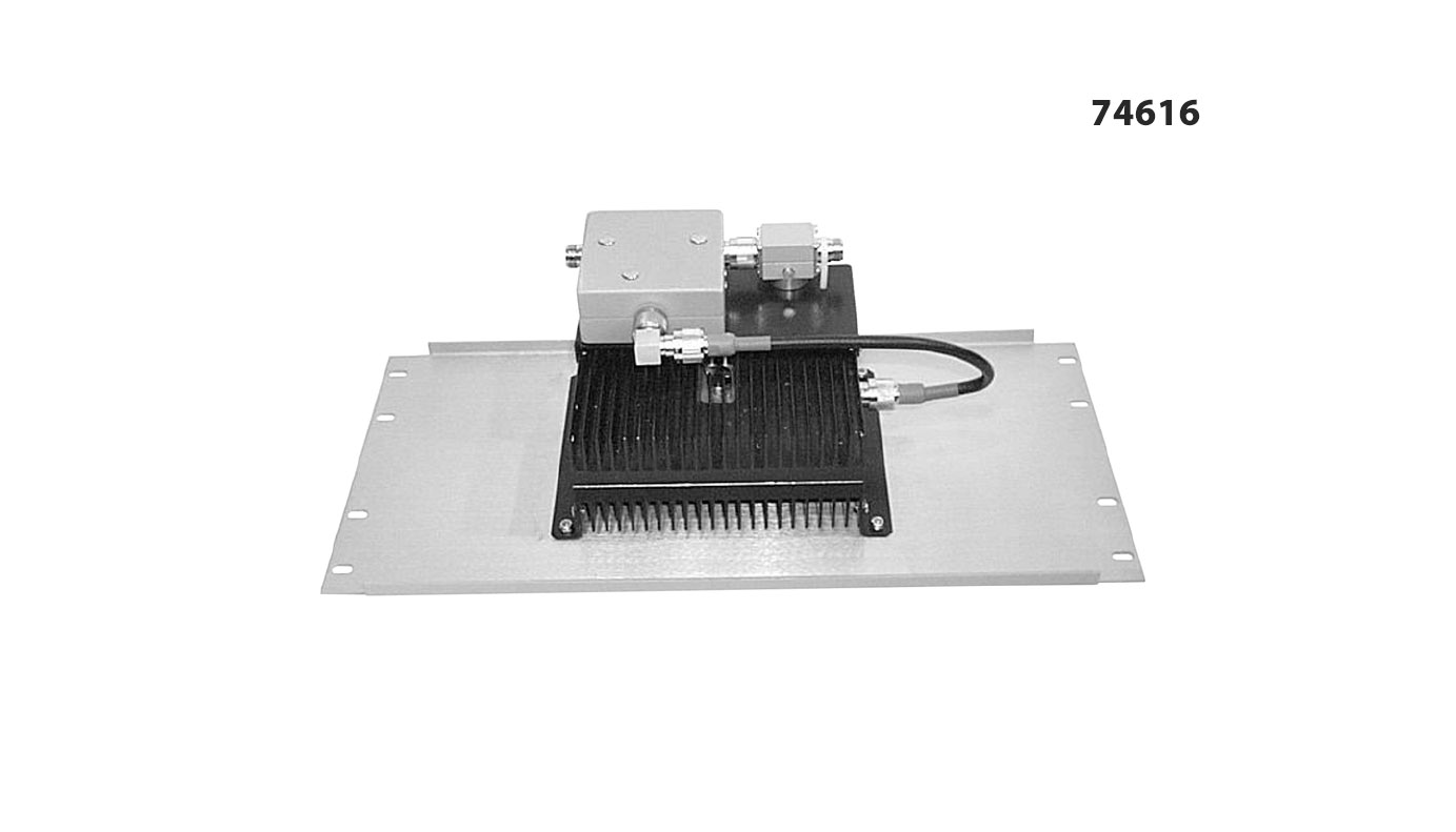 IM Panel 150-300 MHz 74616 Input Power 200 W