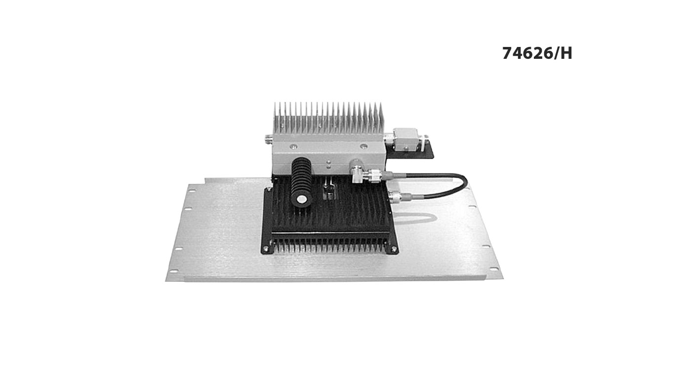 IM Panel 150-300 MHz 74626/H Input Power 250 W