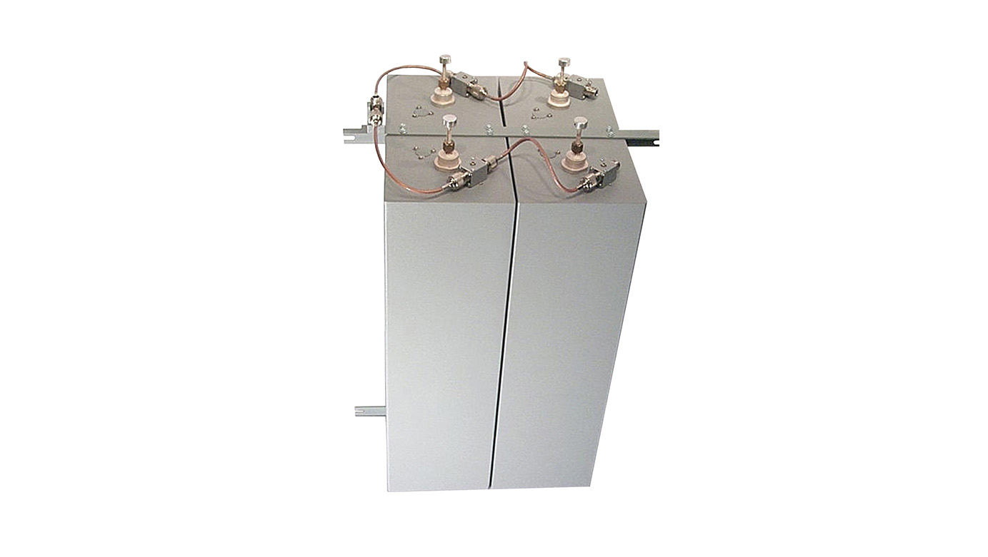 Duplexer Pass Notch 144-190 MHz Model 64674/SNC
