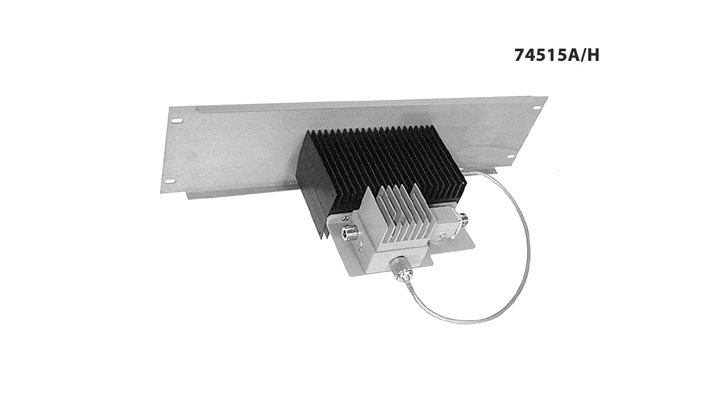 IM Panel 150-300 MHz 74515A/H Input Power 150 W