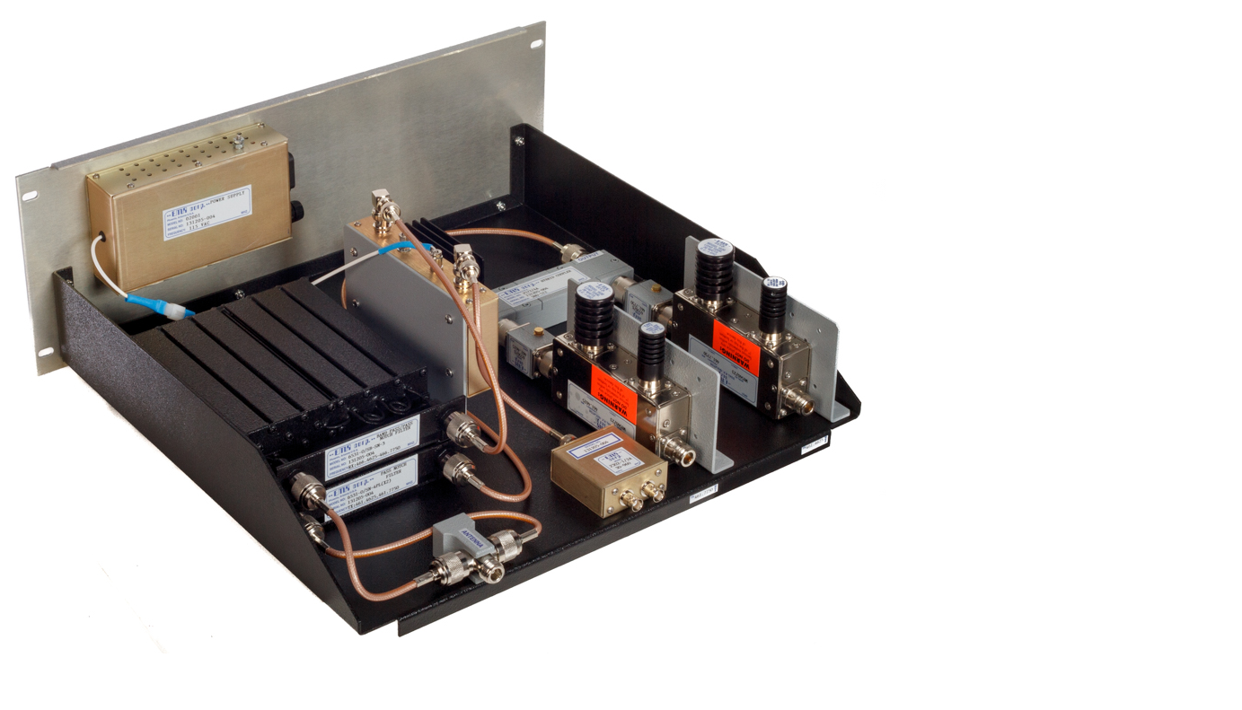 Compact Combiner SYS Series 300-650 MHz UHF25422/SYS-50