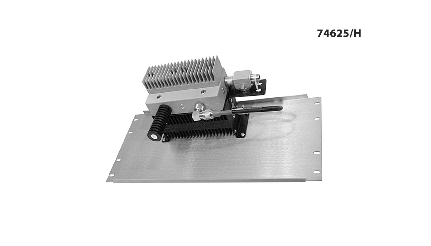 IM Panel 150-300 MHz 74625/H Input Power 250 W