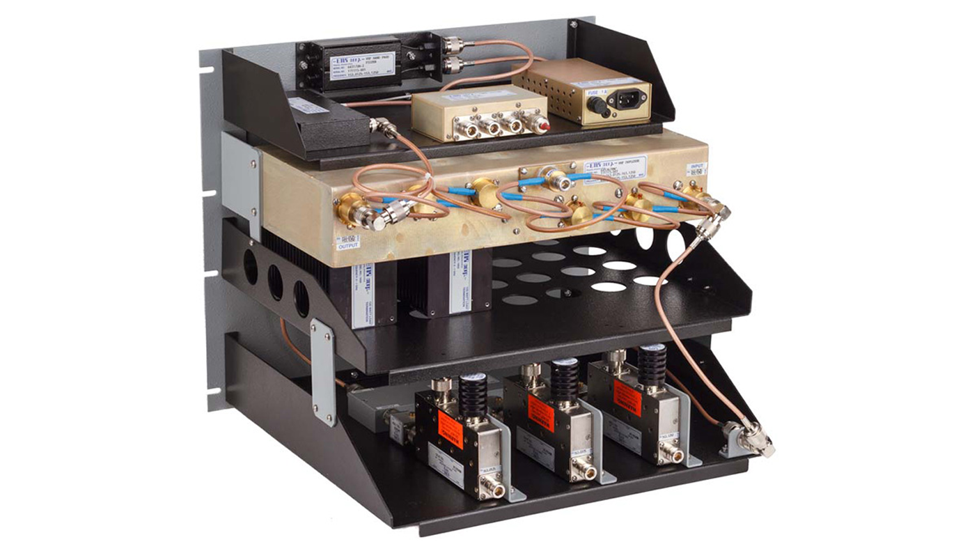 Compact Combiner SYS Series 150-174 MHz VHF24532/SYS-100