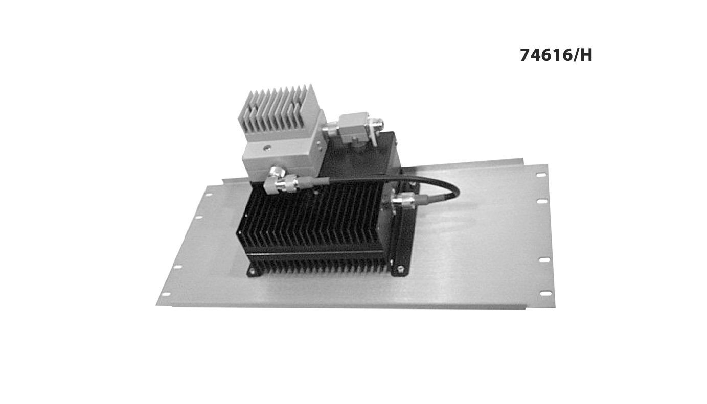 IM Panel 150-300 MHz 74616/H Input Power 250 W