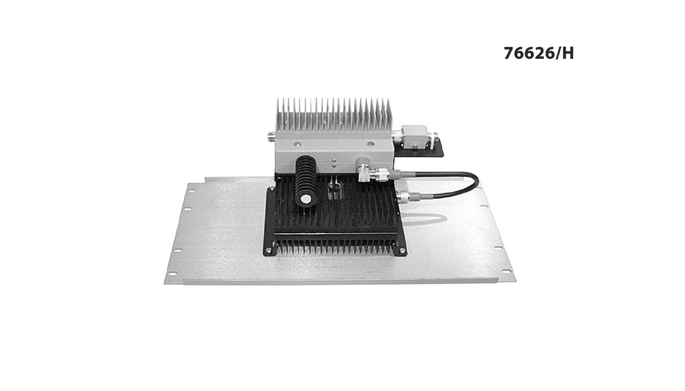 IM Panel 650-1000 MHz 76626/H Input Power 250 W
