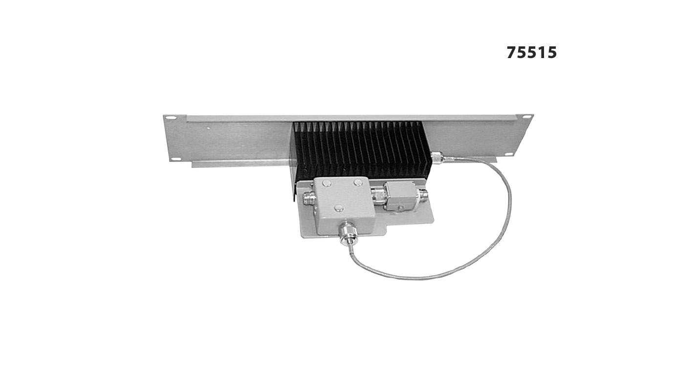 IM Panel 300-650 MHz 75515 Input Power 125 W
