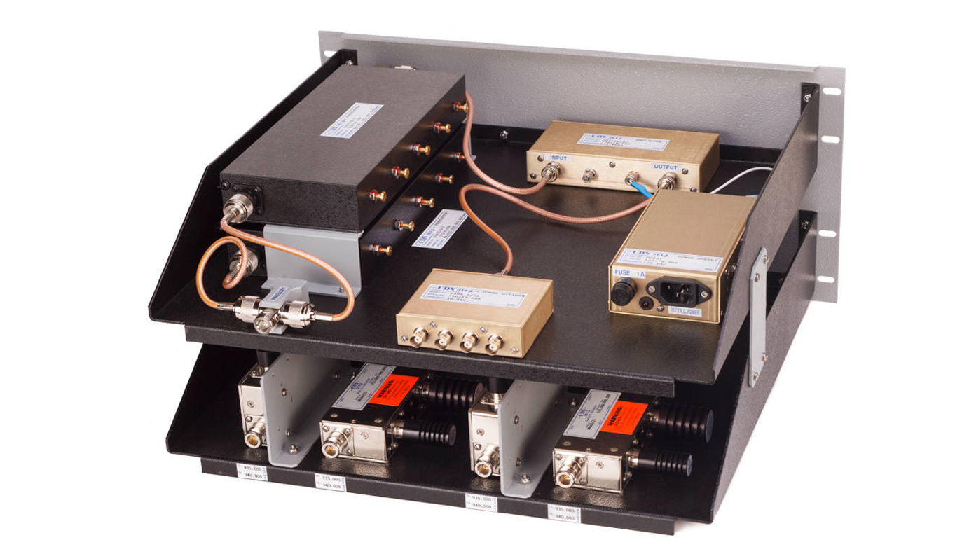 Compact Combiner SYS Series 764-960 MHz HUHF26442/SYS-50