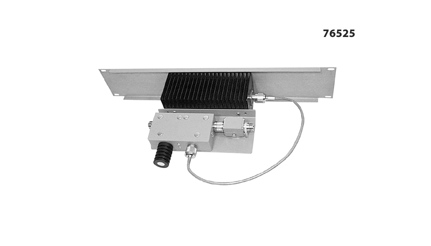 IM Panel 650-1000 MHz 76525 Input Power 125 W