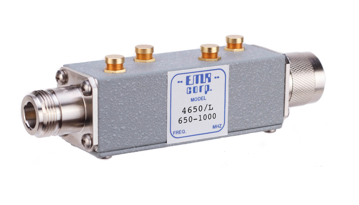 Low Pass/High Pass Filters Model 4650/L