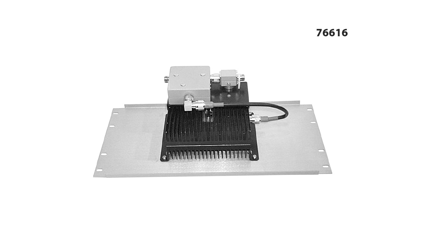 IM Panel 650-1000 MHz 76616 Input Power 200 W