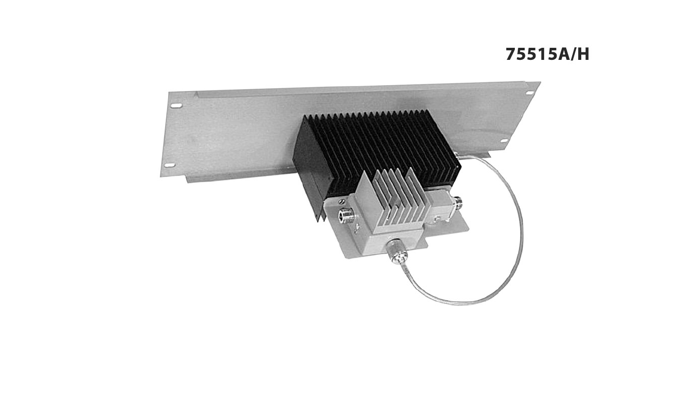 IM Panel 300-650 MHz 75515A/H Input Power 150 W