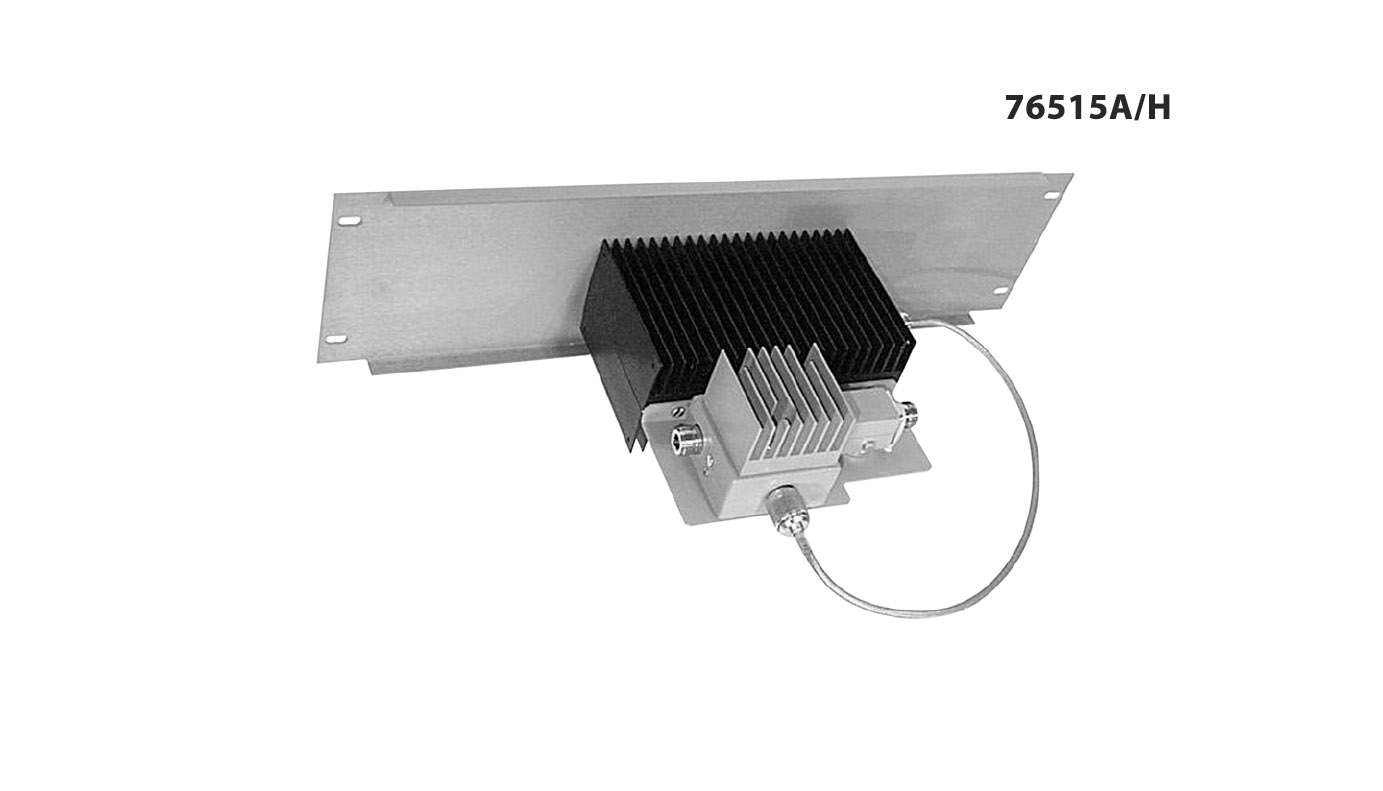 IM Panel 650-1000 MHz 76515A/H Input Power 150 W