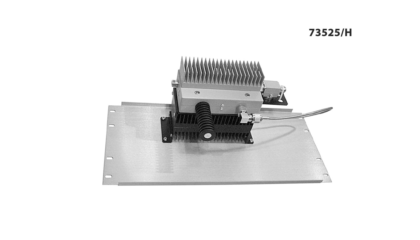 IM Panel 66-88 MHz 73525/H Input Power 100 W