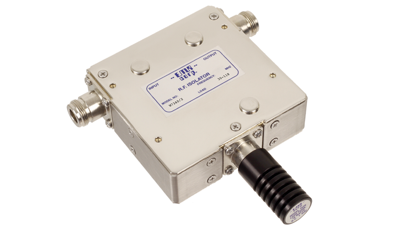 Isolator Broadcast 88-108 MHz WFM7340/2 Input Power 30 W