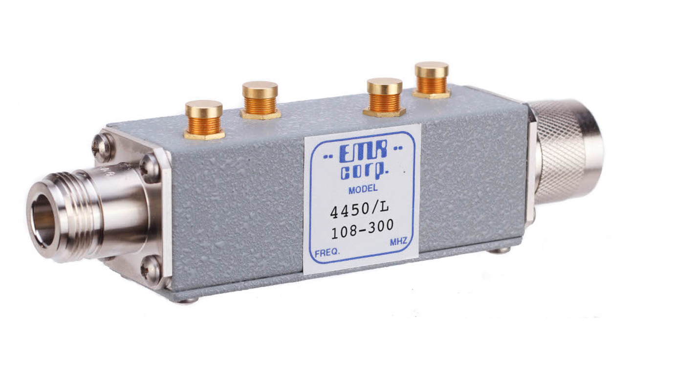 Low Pass/High Pass Filters Model 4450/L