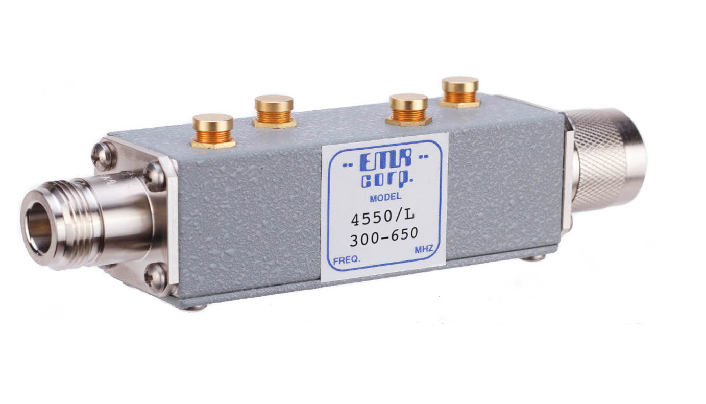 Low Pass/High Pass Filters Model 4550/L