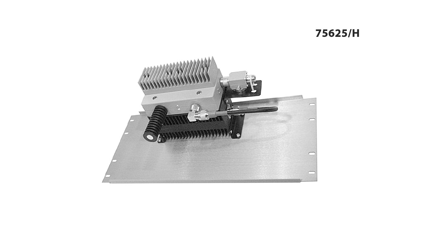 IM Panel 300-650 MHz 75625/H Input Power 250 W