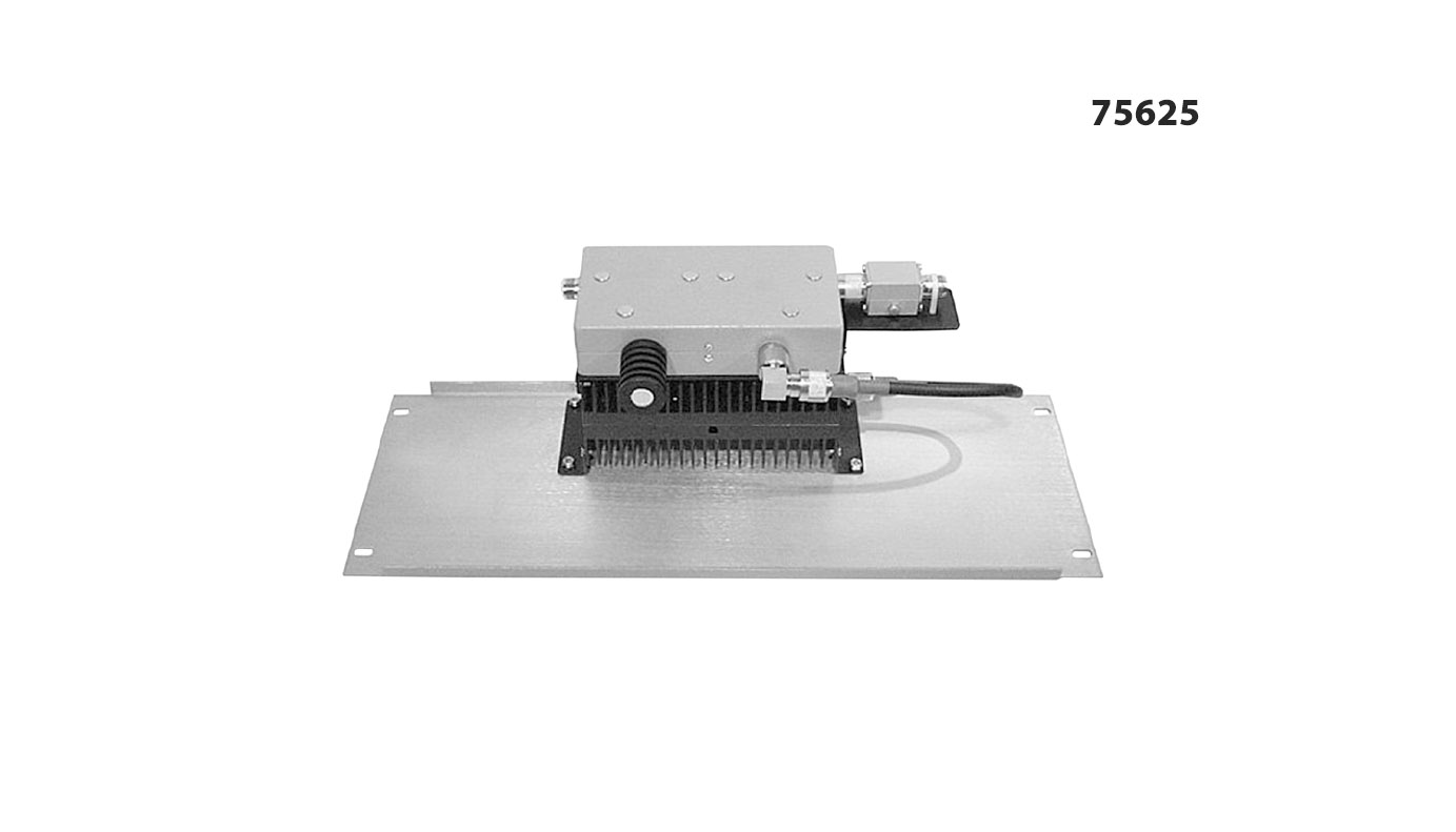 IM Panel 300-650 MHz 75625 Input Power 200 W