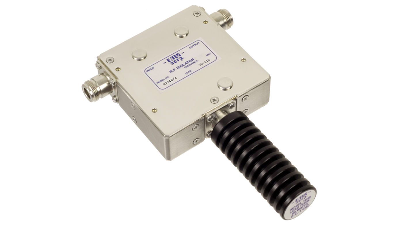 Isolator Broadcast 88-108 MHz WFM7340/4 input Power 50 W